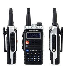 Baofeng Walkie Talkie BF-UVB2PLUS VHF/UHF Dual Band FM Ham Two Way Transceiver Q