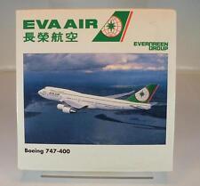 Herpa 1/500 Boeing 747-400 Eva Air Evergreen Group OVP #192