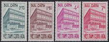 VIETNAM du SUD N°192/195** Hôtel chèque postaux, 1962 South Viet Nam 189-192 MNH