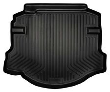 2008-2015 Dodge Challenger Husky WeatherBeater Black Trunk Liner Free Shipping