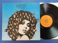 MOTT THE HOOPLE  THE HOOPLE CBS 74 A2B3 UK orig LP nr EX VINYL
