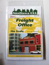 Smalltown #6008,HO, Freight Office, New Mint In Bag
