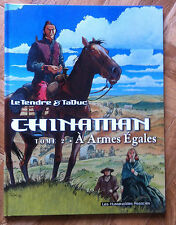 CHINAMAN TOME 2 A ARMES EGALES LETENDRE/TADUC EO TBE/TTBE  (D52)
