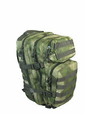 Mil-Tacs Camo Molle RUCKSACK Assault Small 20L BACKPACK Tactical Army Day Bag