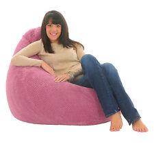 Soft & Snugly Gamer Chair Bean Bag Highback Gaming Beanbag Seat lounger Gilda