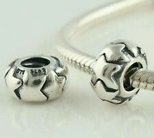 Authentic RETIRED Pandora Shooting Star Spacer/Charm/Bead Silver ALE 925 790985