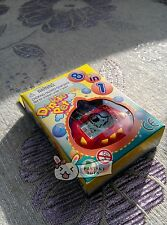 dinkie pet 8 in 1 dino giga nano virtual pet keychain game tamagotchi rakuraku