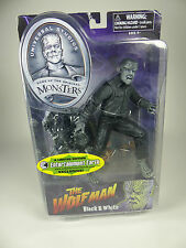 "Universal Monsters "" The Wolfman"" Black & White Edition  aus Ladenfund - NOS"