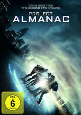 DVD * PROJECT ALMANAC # NEU OVP =