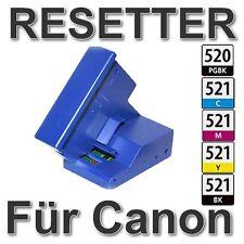 CHIP RESETTER für CANON PIXMA IP4600 IP4700 MP540 MP980 MP990 MX860 MX870 PGI520
