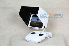 7 Inch iPad mini Sun Hood Shade w/ Mount for DJI Phantom All Models and Inspire