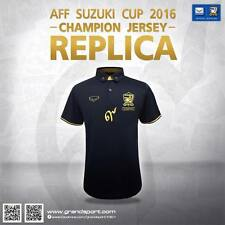 AUTHENTIC AFF SUZUKI CUP 2016 CHAMPION JERSEY REPLICA NATIONAL THAILAND FOOTBALL