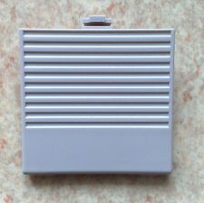 Cache Pile Gris - NEUF - pour Game Boy Classic, Grosse Gameboy Fat Battery cover