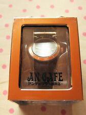 An Cafe x ICE WATCH Official Wrist Watch JAPAN Black ЯocК ver. Watches MIKU