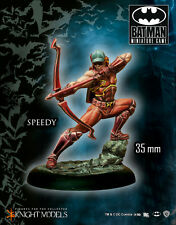 Knight Models BNIB DC Comics - SPEEDY K35DC017
