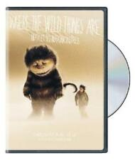 Where the Wild Things Are (2010) DVD
