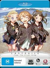 Lastexile-Fam - The Silver Wing :Collection 2 (Blu-ray, 2013,2-Disc Set)Region B