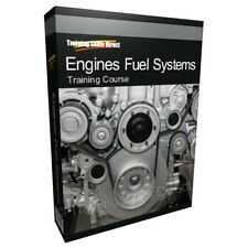 Internal Combustion Engine Training Manual Book Course