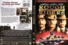 Rough Riders ~ New DVD 2006 ~ Tom Berenger, Sam Elliott, Gary Busey (1997)