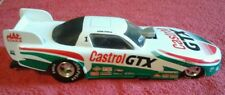 Action Racing Castrol GTX John Force 1:24 Die Cast Funny Car
