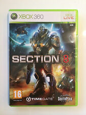 Section 8 for Xbox 360
