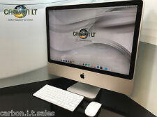 "CHEAP Apple iMac 24"" 9.1 Intel Core 2 DUO 2.93ghz 4gb RAM 640gb HDD OS X 10.11"