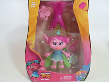 TROLLS 2016 MOVIE Princess Poppy 9 Inch Doll DREAMWORKS Collectible Figure 9""