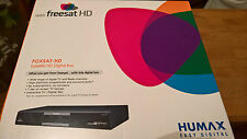 Humax Foxsat-HD Freesat receiver