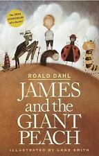James and the Giant Peach-ExLibrary