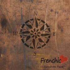 Compass Point Tattoo Frenchic ChalkPaint A4 Furniture Paint Stencil Decal Art