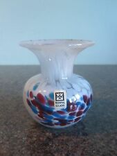 Mdina - Art Glass Vase - Signed
