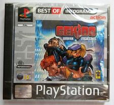 GEKIDO URBAN FIGHTER PS1 ITA PLAYSTATION ONE BRAND NEW FACTORY SEALED