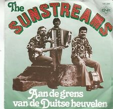 The Sunstreams 70s GERMAN SOFT ROCK 45+ PS-CNR 141541 GERMAN-Aan De Grens Van De