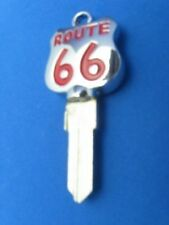 ROUTE 66 KEY BLANK FOR HARLEY DAVIDSON SPORTSTER 94+ #15234A