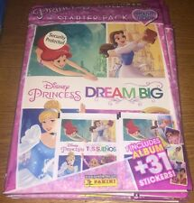 Panini Disney Princess Dream Big Album With 31 Stickers