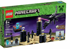 LEGO 21117 Minecraft Creative Adventures The Ender Dragon NEW Sealed Fast Ship!