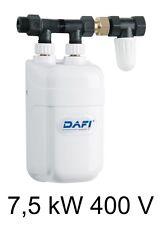 Chauffe eau instantané DAFI 7,5 kW 400V avec connecteur (triphasé) !#!