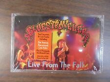 """NEW SEALED """"Blues Traveler"""" Live From The Fall"""" DUO Cassette Tape          (G)"""