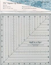"9 1/2"" Square Up Ruler ~  Quilt In A Day"