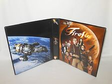 Custom Made Firefly The Complete Collection Trading Card Album Binder
