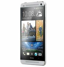 HTC One M7 32GB BoomSound Quad Core NFC 4G Android desbloqueado español plateado