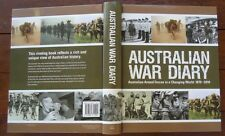 Australian war Diary Australian Armed Forces in a Changing World 1870-2010 HB