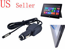 Car Charger Adapter for Microsoft Surface 2 Tablet 32GB 64GB Windows 8 Power cor