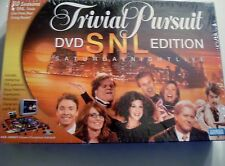 Trivial Pursuit DVD SNL 30 Seasons Saturday Night Live SEALED New 2004