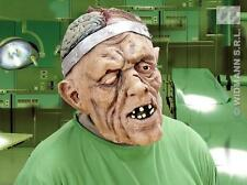Ogre cervello chirurgia MASCHERA Spaventosa ZOMBIE HALLOWEEN FANCY DRESS