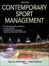 NEW - Contemporary Sport Management-5th Edition With Web Study Guide