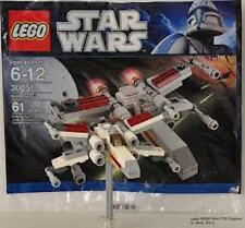 LEGO  STAR  WARS  X-WING   #30051(BLUE)   BRAND  NEW