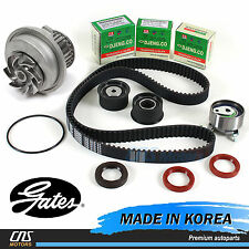 Gates HTD Timing Belt Kit Water Pump for 99-08 Suzuki Forenza Reno Optra Nubira