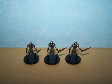 Skeleton x3 - Monster Menagerie #12 D&D Miniature