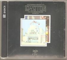 "LED ZEPPELIN ""The Song Remains The Same"" 2CD PROMO Advance CD"